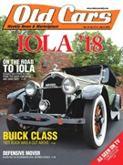 Old Cars Weekly Magazine 7/5/2018