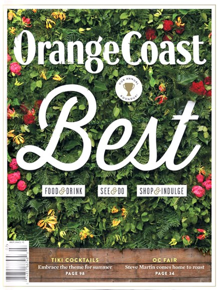 Orange Coast Cover - 7/1/2018