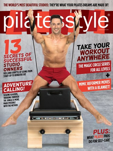 Pilates Style Cover - 7/1/2018