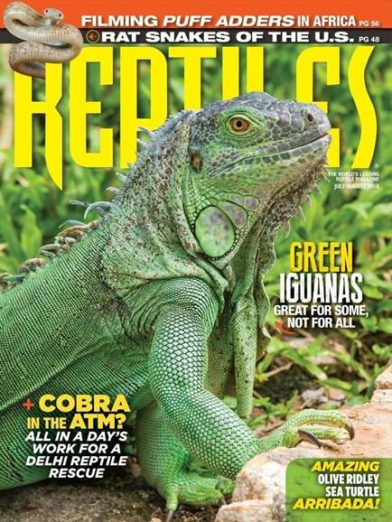 Reptiles Cover - 7/1/2018