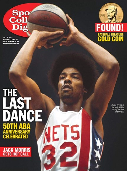 Sports Collectors Digest Cover - 7/6/2018