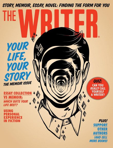 The Writer Cover - 8/1/2018