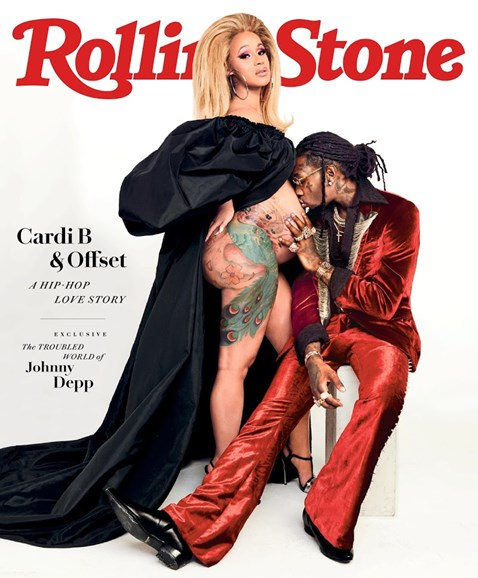 Rolling Stone Cover - 7/1/2018