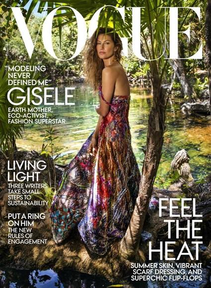 Vogue Cover - 7/1/2018