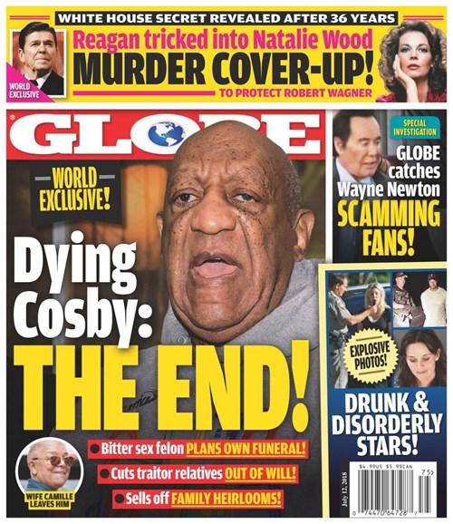Globe Cover - 7/12/2018