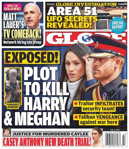 Globe Cover - 7/2/2018