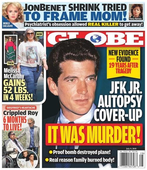 Globe Cover - 7/9/2018
