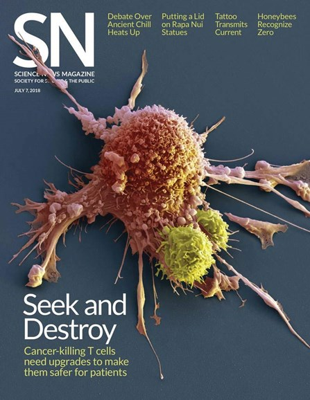 Science News Cover - 7/7/2018