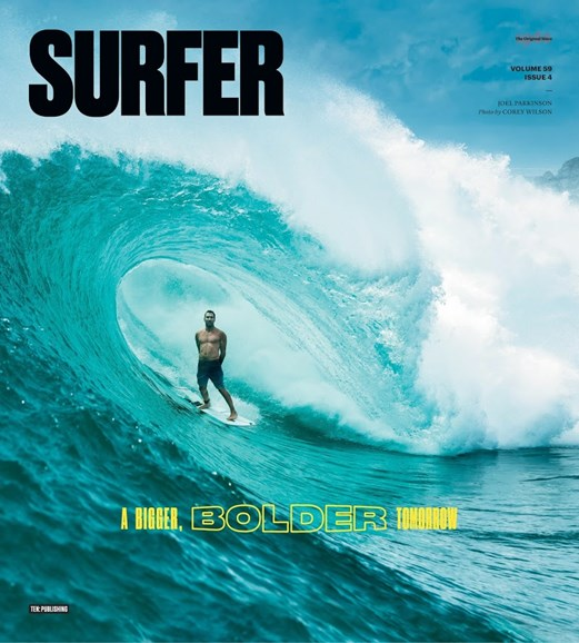 Surfer Cover - 8/1/2018