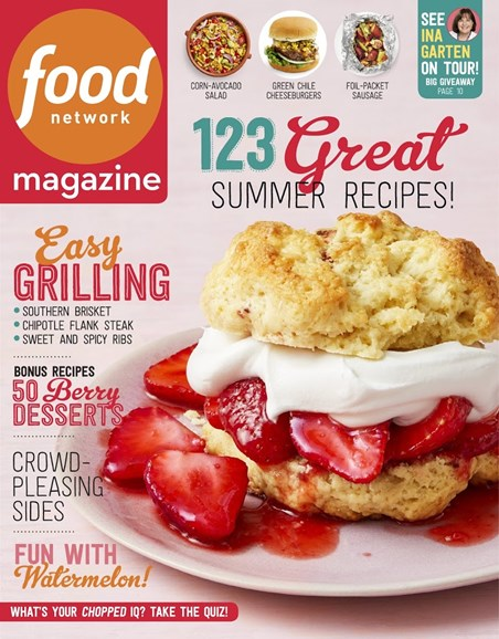 Food Network Cover - 7/1/2018