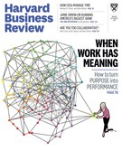 Harvard Business Review Magazine 7/1/2018