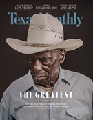Texas Monthly Magazine 7/1/2018