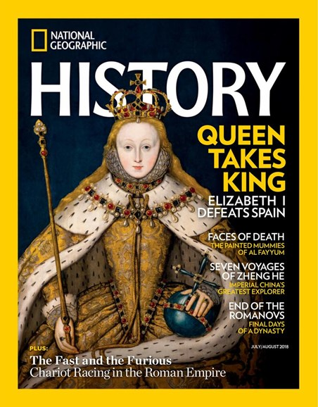 National Geographic History Cover - 7/1/2018