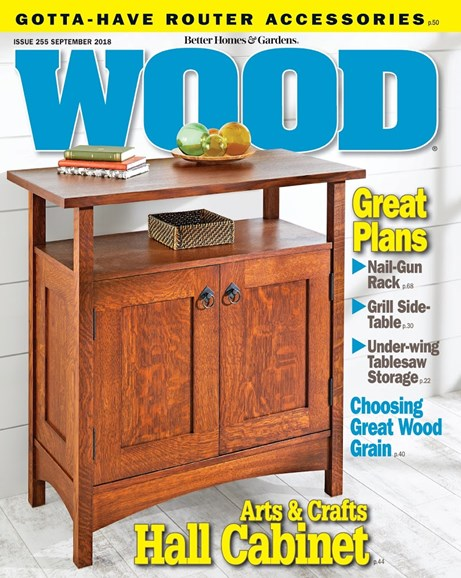 Wood Cover - 9/1/2018