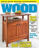 Wood Magazine 9/1/2018