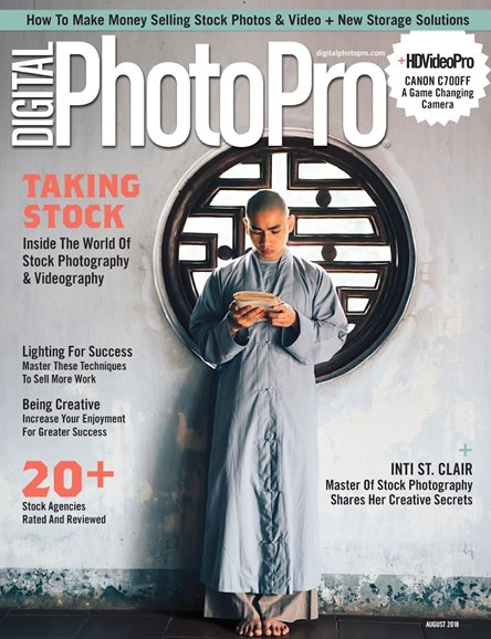 Digital Photo Pro Cover - 7/1/2018