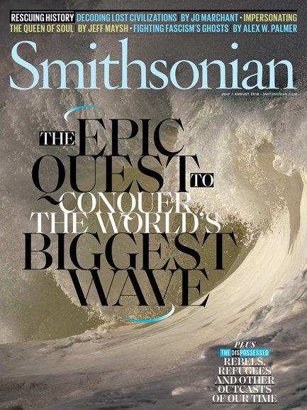 Smithsonian Cover - 7/1/2018