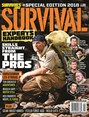 The Survivor's Edge | 8/2018 Cover