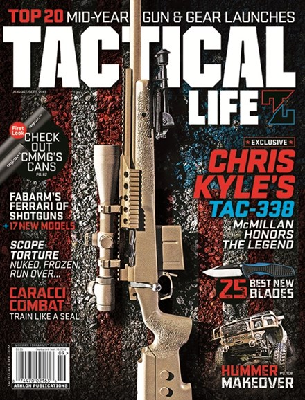 Tactical Life Cover - 8/1/2018