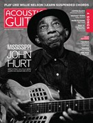 Acoustic Guitar Magazine 7/1/2018