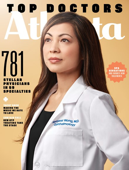 Atlanta Magazine Cover - 7/1/2018