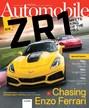 Automobile Magazine | 8/2018 Cover