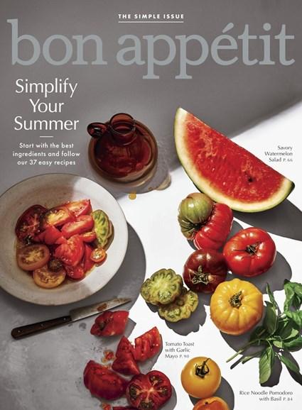 Bon Appétit Cover - 8/1/2018
