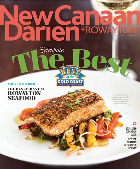 New Canaan-Darien Cover - 7/1/2018