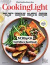 Cooking Light Magazine | 8/1/2018 Cover