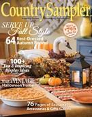 Country Sampler Magazine 8/1/2018