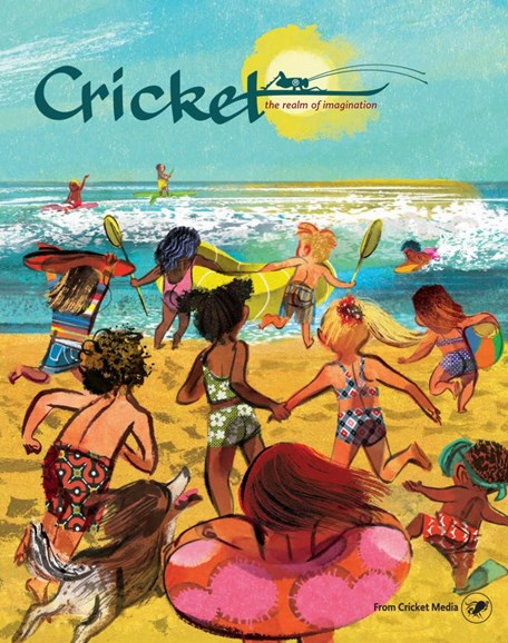 Cricket Cover - 7/1/2018