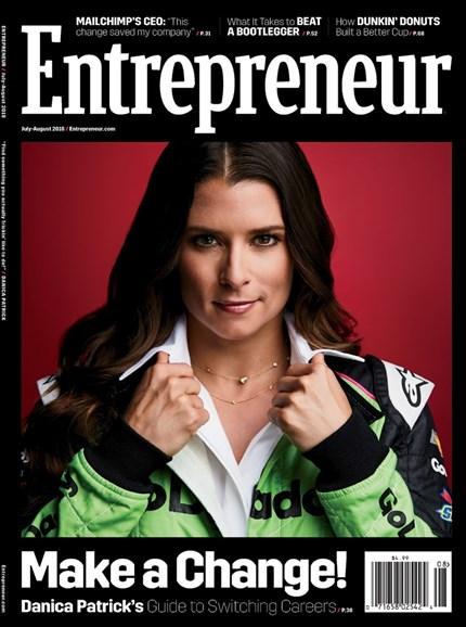 Entrepreneur Cover - 7/1/2018