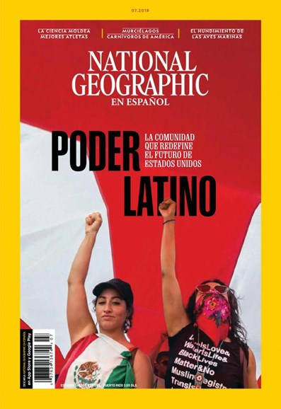 National Geographic En Español Cover - 7/1/2018