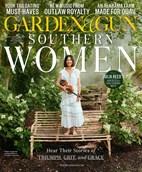 Garden & Gun Magazine   8/2018 Cover