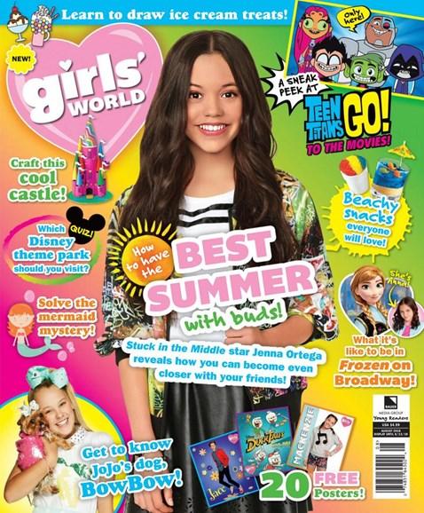 Girls' World Cover - 8/1/2018