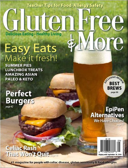 Simply Gluten Free Cover - 8/1/2018