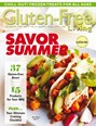 Gluten Free Living Magazine | 7/2018 Cover