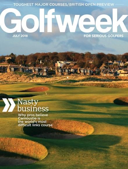 Golfweek Cover - 7/1/2018