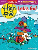 High Five Magazine 8/1/2018