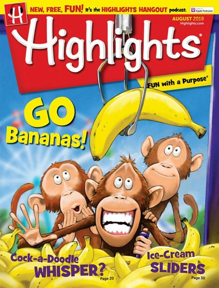 Highlights Cover - 8/1/2018