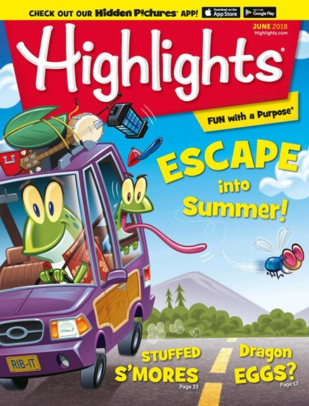Highlights Cover - 6/1/2018