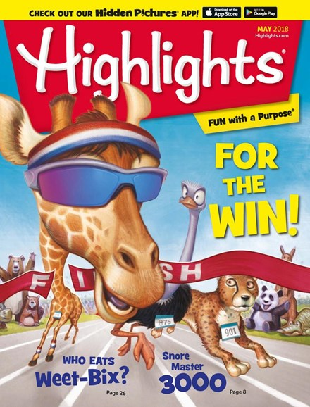 Highlights Cover - 5/1/2018