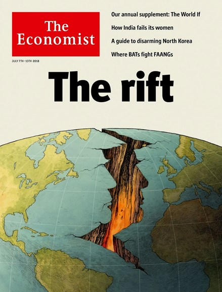 The Economist Cover - 7/7/2018