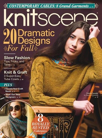 Knitscene Cover - 9/1/2018