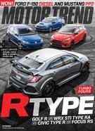 Motor Trend Magazine 8/1/2018