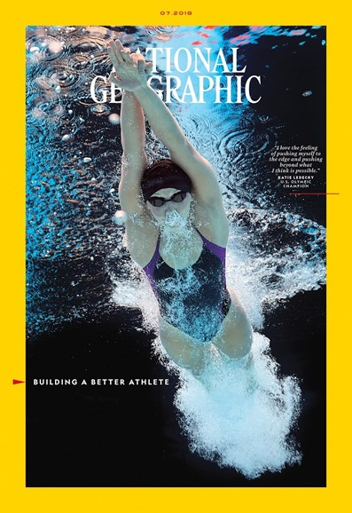 National Geographic Cover - 7/1/2018