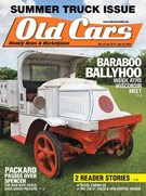 Old Cars Weekly Magazine 7/19/2018