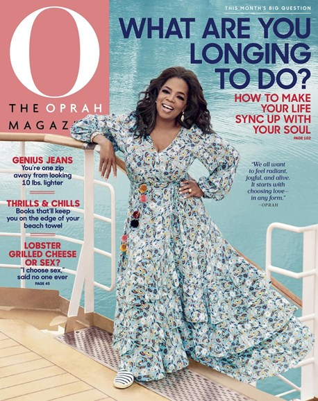 O The Oprah Cover - 8/1/2018