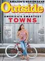 Outside Magazine | 8/2018 Cover