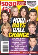 Soap Opera Digest Magazine 7/16/2018